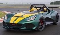 Lotus 3-Eleven – xe nhanh nhất của Lotus