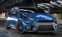 """10 mẫu xe đình đám nhưng """"yếu"""" hơn Ford Focus RS"""