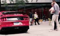 Cách quảng cáo độc đáo của Ford Mustang Shelby GT350R