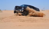 Ford F-150 Raptor 2017 thử nghiệm trên sa mạc