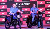 Honda Livo: Nakedbike bình dân tại Ấn Độ