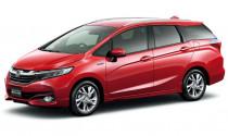 Xe gia đình Honda Shuttle giá 290 triệu tại Nhật Bản