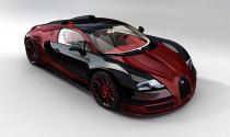 Bugatti Veyron đời cuối lộ diện