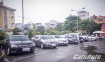 Chợ xe ngoài trời lần đầu tiên được tổ chức tại Hà Nội