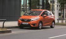 Honda Jazz 2015 có giá khởi điểm 458 triệu