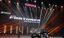 Toyota Fortuner 2016 chính thức ra mắt, giá từ 763 triệu đồng