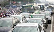 TP HCM muốn tăng phí đăng ký ôtô lên 5 lần