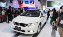 Lịch lái thử xe ô tô Honda trong tháng 8