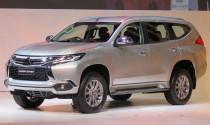 Mitsubishi chính thức ra mắt Pajero Sport 2016