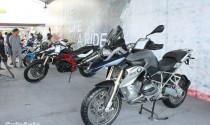 Dàn motor BMW hùng hậu quy tụ tại ngày hội BMW Motorrad Day