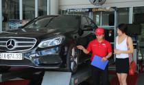 Dịch vụ thảm đỏ dành cho xe Mercedes- Benz E & S-Class