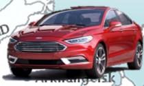 Ford Mondeo facelift lộ mặt qua …slide