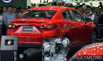 Ngành xe hơi Thái Lan dự báo năm thứ 3 liên tiếp giảm doanh số