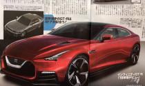 Nissan GT-R thế hệ tiếp theo sẽ là một chiếc sedan