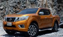 Nissan Navara mới chuẩn bị ra mắt