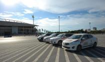 Mitsubishi đem xe đi xuyên Việt để đo mức tiêu hao nhiên liệu