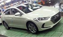 """Hyundai Elantra 2016 lộ diện """"bằng xương, bằng thịt"""""""