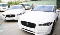 Căp đôi Jaguar XE 2015 đầu tiên cặp cảng Việt Nam