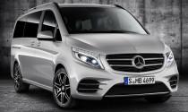 Mercedes-Benz V-Class mạnh mẽ hơn với gói AMG