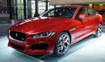 Jaguar công bố giá bán XE và XF