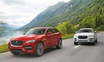 Chi tiết SUV hạng sang Jaguar F-Pace 2017
