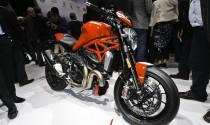 """Ducati Monster 1200 R lộ diện """"bằng xương, bằng thịt"""""""