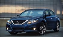 Nissan giới thiệu Altima 2016 với nhiều nâng cấp mới