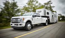 Ford trình làng F-series Super Duty nhẹ và mạnh hơn