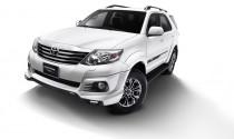 Toyota Fortuner TRD Sportivo 2015 ra mắt tại Việt Nam