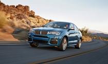 BMW X4 M40i mất 4,9 giây để tăng tốc từ 0 - 100km/h