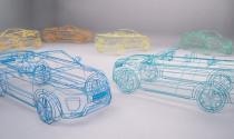"Triển lãm ""có 1 không 2"" của Rand Rover Evoque Convertible"