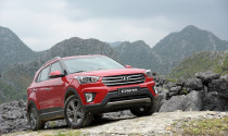 Hyundai Creta chốt giá từ 806 triệu đồng tại Việt Nam