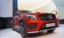 Diện kiến cặp đôi SUV Mercedes-Benz GLE và GLE Coupe tại Việt Nam