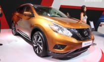 """Nissan Murano 2015: Trở lại và """"lợi hại"""" hơn xưa"""