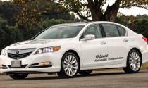 Honda công bố hộp số tự động 10 cấp đầu tiên trên thế giới