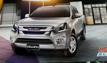 Isuzu ra mắt D-Max bản nâng cấp đi kèm động cơ mới