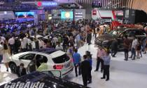 Triển lãm ô tô tại Việt Nam chỉ để bán xe