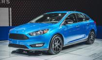 Phân khúc sedan hạng C – Ford Focus 2016 có tạo nên cơn sốt?