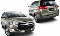 Toyota Innova 2016 chính thức lộ diện