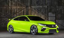 """""""Hàng nóng"""" Honda Civic Coupe 2016 sắp ra mắt"""