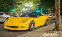 """Bắt gặp """"hàng hiếm"""" Chevrolet Corvette C06 trên phố Hà Nội"""