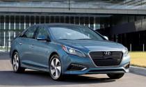 Hyundai Sonata Plug-in Hybrid 2016 có giá từ  34.600 USD