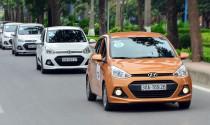 Nhập khẩu ô tô từ Ấn Độ tăng vọt