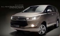 Toyota Innova 2016 công bố giá bán từ 460 triệu đồng