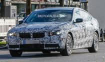 Lộ diện hình ảnh BMW 5 series GT 2018