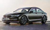 Xem trước BMW 5 Series 2017