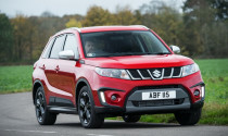 Suzuki Vitara S 2016 ra mắt giá hơn nửa tỉ đồng tại Anh
