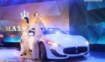 Thương hiệu xe thể thao Maserati chính thức gia nhập thị trường Việt Nam