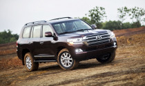 Toyota Việt Nam giới thiệu Land Cruiser 2015 - giá bán 2,825 tỷ đồng