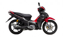 Yamaha ra mắt loạt xe số có màu mới